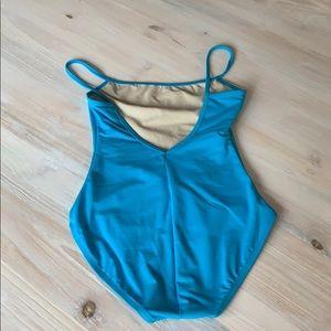 Natalie Dancewear Other - Natalie Dance Wear camisole leotard Medium EUC